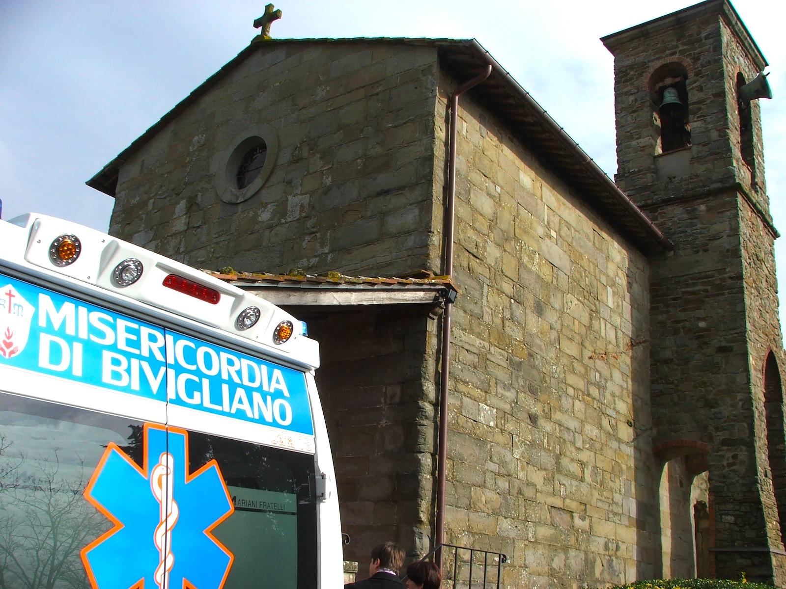 chiesa di san romolo bivigliano
